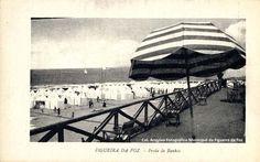 Figueira da Foz's beach