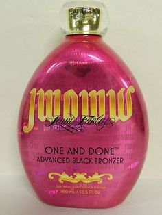 New 2013 Australian Gold Jwoww One and DONE Advanced Bronzer Tanning Lotion 054402680926 | eBay