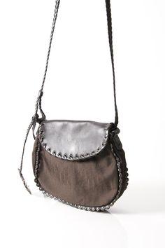Dior Brown Small Cross Body Bag - DIOR - Labelcrush