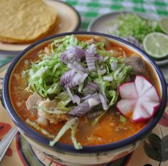 Slow Cooker Pozole | Magic Skillet http://newestrecipes.com ☺  ☺