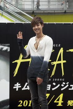 Kim Hyun Joong donates 50 million KRW in response to his fans' charitable actions