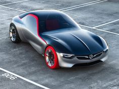 Opel GT Concept: the design