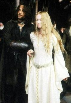 Uruviel's Argonath: Pictures: Aragorn & Eowyn