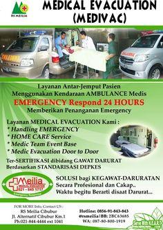 Call: 021-8451717 #emergency #gawatdarurat #rsmeilia #cibubur #sehat #evakuasimedis