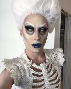 Halloween Party Themes, Halloween 2018, Halloween Costumes, Horror, Montreal Qc, Rupaul Drag, Photo Series, Makeup Inspo, Halloween Face Makeup