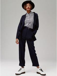 getting it dunn: jourdan dunn by bjarne jonasson for uk elle april 2016 | visual optimism; fashion editorials, shows, campaigns & more!