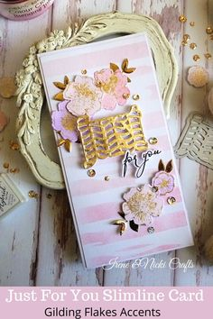 For more pics and details check out our blog---------#ireneandnickicrafts #cardmaking #papercrafts Craft Kits, Irene, Cardmaking, Studios, Paper Crafts, Magazine, Projects, Check, Blog