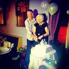 Mum and dad's 30th