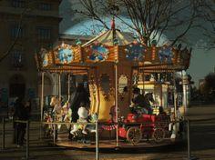 Carrousel des enfants / Place Jean Jaurès