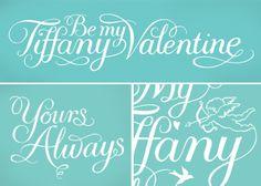 blue valentine script