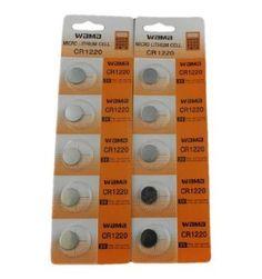 (10) 3v Battery CR1220 CR-1220 Lithium Batteries DL1220 - http://www.watchesandstuff.com/10-3v-battery-cr1220-cr-1220-lithium-batteries-dl1220/