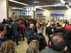 """Το ξέσπασμα Έλληνα επιβάτη για την «καραντίνα» στα γερμανικά αεροδρόμια / The outbreak of a Greek passenger for """"quarantine"""" at German airports"""