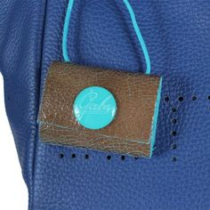 Gabs VIOLA-E16 Gr.M DOGA Damen Handtasche bluette