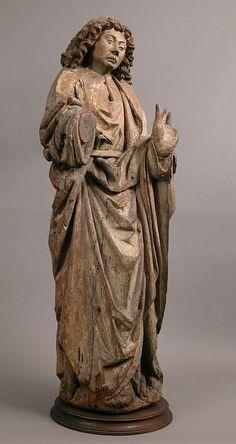 St. John (ca. 1500, Metropolitan Museum, New York)