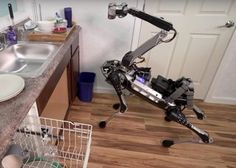 Boston Dynamics' latest robot dog can do your dishes and fetch a soda - https://www.aivanet.com/2016/06/boston-dynamics-latest-robot-dog-can-do-your-dishes-and-fetch-a-soda/