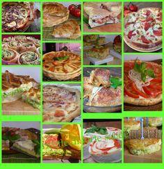 raccolte ricette di torte salate