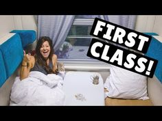 (74) TRANS-SIBERIAN RAILWAY JOURNEY BEGINS! First Class Wagon Tour - YouTube