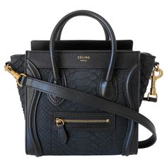 0afa18254eb 9 Best celine nano bag images   Celine nano bag, Celine nano luggage ...
