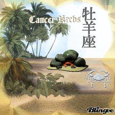Cancer Krebs Sternzeichen