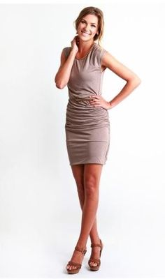 Adorable & Flattering KUT Dress ~ Available At Fringe Boutique!