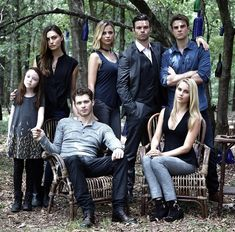 "The Originals Family Portrait via Daniel Gillies – First Look at ""New Hope"" 