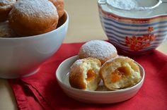 Koblížky - Powered by Muffin, Breakfast, Recipes, Food, Diet, Morning Coffee, Essen, Muffins, Eten