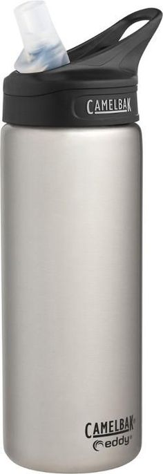 CamelBak Eddy Stainless-Steel Water Bottle - 20 fl. oz. Volcanic