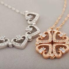 www.dresswe.com Real Gold Jewelry, Gems Jewelry, Modern Jewelry, Stone Jewelry, Body Jewelry, Pendant Jewelry, Bridal Jewelry, Diamond Jewelry, Diamond Mangalsutra