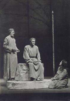 H.Hotter,J.Thomas und A.Varnay 1965