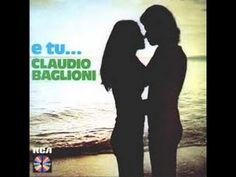 CLAUDIO BAGLIONI  / ALBUM E TU 1974 / FILM