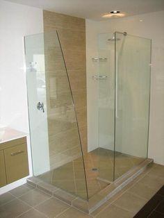 tiled shower - Google Search