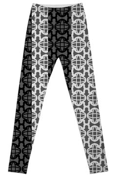 Modern Abstract Pattern from Print All Over Me