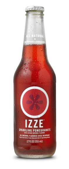 Sparkling Pomegranate 12oz bottle featured