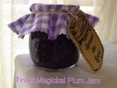 Ingredients: 2kg plums of choice (I use my home grown organic Victoria Plum variety) 1 litre purified water 125 ml lemon juice 1.5 kg sugar 1 pkt jam setter (if necessary to set but my suggestion i…