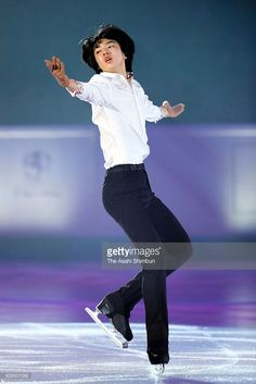 News Photo : Cha Jun-hwan of South Korea performs in the Gala...