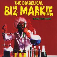 Biz Markie: The Biz Never Sleeps (Remastered w/ Poster) LP