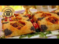 (63) بسطيلة الدجاج بطريقة لف جديدة/ تحدي مائدة رمضان مغربية100% - YouTube