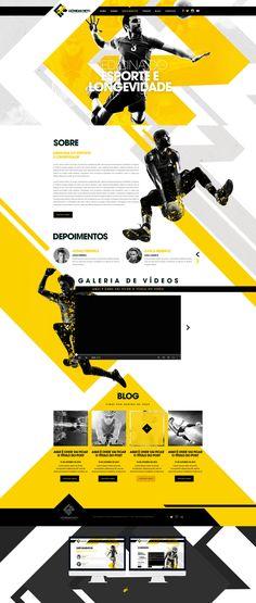 Projeto desenvolvido para Drº Leônidas Neto com design assinado pela TNT Estúdio Criativo.