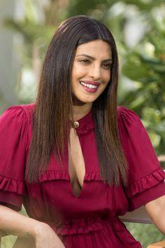 Priyanka Chopra Promoting 'Baywatch' Movie at Miami Beach