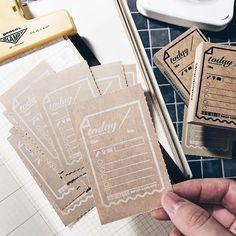 白墨蓋印也莫名好看耶 蓋蓋蓋… #memo #note #notepaper #stamp #handmade #design #notebook #lifestyle #travelernotebook #travel #taiwan #photo #sticker #印章 #便條紙 #貼紙 #手作 #印台 #手帳 #手帳好朋友 #台灣 #設計 #生活