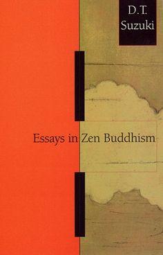 essays in buddhism suzuki