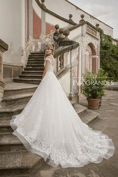 Eva Grandes | Luxury 2019 | Campaign Bridal Style, Campaign, Couture, Luxury, Wedding Dresses, Model, Fashion, Boyfriends, Haute Couture