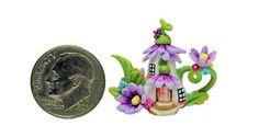 Fairy flower blossom house by J-Dunn