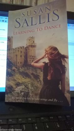 BOOK NEW CONDITION- SUSAN SALLIS LEARNING TO DANCE. TIME IS RUNNING TO GET A GOOD BOOK. ITS TIME TO BID TO WIN THIS BOOK.BID NOW BID NOW TO WIN