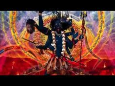 KALI DEATH RITUAL in New York City  CERN's 'Dark Mother' is Coming September Tribulation will begin soon! Wake up, Christians!