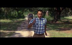 Run Forrest Run...