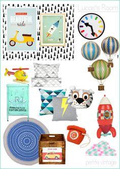 LUCASSINSPIRATIONBOARD e1383284950711 Our favourite stores   spotlight on Petite Vintage Interiors