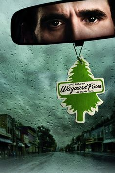 Wayward Pines (2015 - ) A Secret Service agent goes to Wayward Pines, Idaho, in search of two federal agents who have gone missing in the bucolic town. He soon learns that he may never get out of Wayward Pines alive.