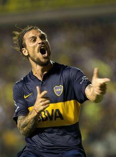 @Boca Daniel Osvaldo #9ine Football, Photo And Video, Cool Stuff, Grande, Stone, Football Pics, Dani Osvaldo, Soccer Pictures, Sports