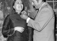 La cantante Massiel (07-06-1968)